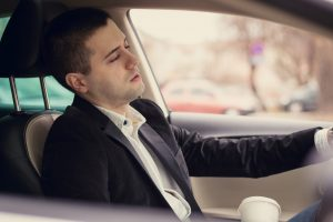 Risk of Drowsy Driving Accidents Despite Feeling Rested