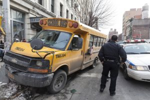 When a Child is Injured in a School Bus Accident