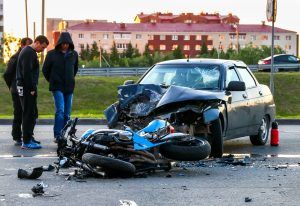 Motor Vehicle Accident Causes Morris and Sussex County NJ