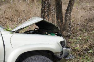 Single-Vehicle Auto Accidents